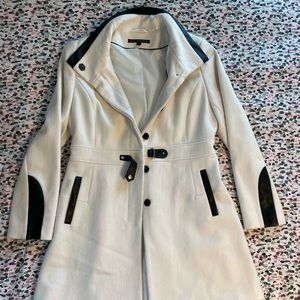 Via Spiga white jacket